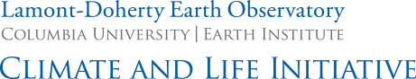 Center for Climate and Life logo